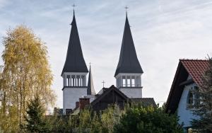 Kościół Św. Jana Pawła II w Krzeszowicach