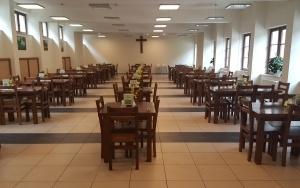 Restauracja Domu Pielgrzyma w Czernej