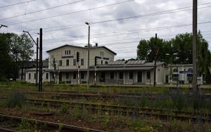 Dworzec PKP Krzeszowice