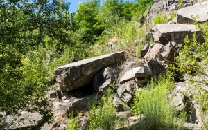 Kamieniołom w Miękini