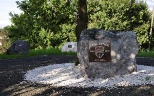 Głaz Jubileuszowy 700-lat Tenczynka