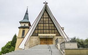 Kościół pw. Podwyższenia Krzyża Świętego w Nawojowej Górze
